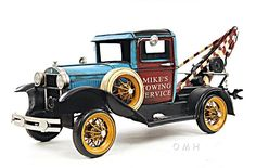 1931 FORD MODEL A TOW TRUCK 1:12-SCALE