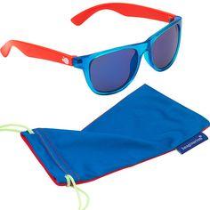 Óculos de sol para crianças azuis