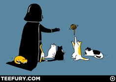 """""""I Can Haz Force"""" murn, you get a StarWars pin today. You are now truly part of the family"""