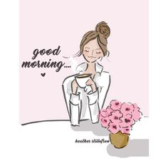 "1,123 Likes, 34 Comments - Heather Stillufsen (@heather_rosehill) on Instagram: ""💖☕️ good morning...☕️💕 #coffeetime #coffee #heatherstillufsen #womeninspiringwomen"""