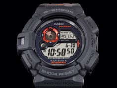 """The G-SHOCK Limited Edition """"Men In Camo"""" Series [March 2015]"""