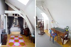 urban - Vacation Rental - Rooftop Apartment Marais, Paris, France