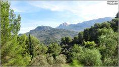 Serra de Tramuntana, Mallorca, near Soller