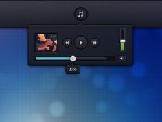 Dribbble - djtemplate-music player by zee7 ✽ Pattern Design, Calendar, Gadgets, Menu, Music, Menu Board Design, Musica, Musik, Muziek