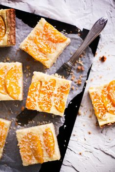 Persikka-rahkapiirakka Scandinavian Food, Sweet Pie, Easter Recipes, Easter Food, Desert Recipes, No Bake Desserts, Cornbread, Sweet Recipes, Pineapple