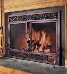 9 awesome fireplace screen images fire places fireplace ideas rh pinterest com