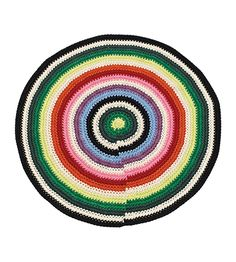 Anne-Claire Petit Small Round Floor Carpet - The Conran Shop UK.