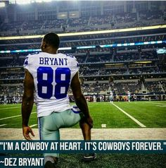 My Cowboy at heart #88 Dez Bryant