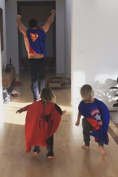 Chris Hemsworth Proves He Really Is Superdad With This Adorable Family Snap