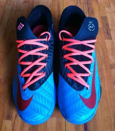 online store 824e3 154b0 Nike KD VI N7 Releases Saturday, Photos Today Nike Kd Vi, Tech Pack,