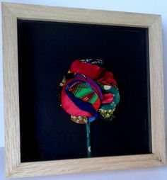 African Rose African Rose Frame Roses Wall by LeTayoAfricanLuxHave