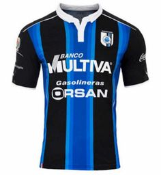 queretaro fc de mexico season home blue soccer jerseyall shirts are ny giants 13 mens