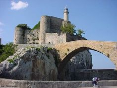 Castillo de Castro Urdiales #Cantabria #Spain #Travel