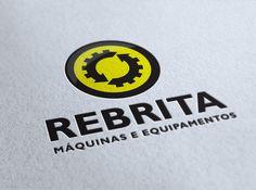 Reformulação da marca da Rebrita Máquinas e Equipamentos