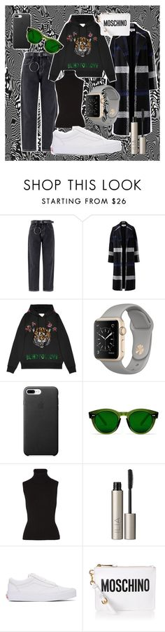 """""""GBAS"""" by xxelectre on Polyvore featuring Helene Berman, Gucci, Michael Kors, Ilia, Vans e Moschino"""