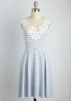 Lighthouse Party Hostess A-Line Dress, @ModCloth