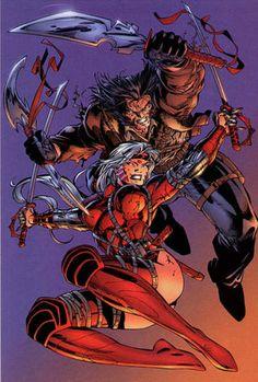 Wolverine, Zealot Auction your comics on http://www.comicbazaar.co.uk