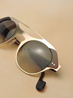 bef20293e62 Anne et Valentin Eyewear -Model Stroke - Sunglasses - Pilot