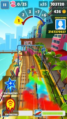 Subway surf Mod Hacked Game unlimited Coins Life and key - Teckmod Subway Surfers, Gaming Tips, Game Ui, Surfing, Coins, Hacks, Key, Website, Life