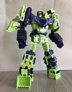 Toyworld Constructor (Devastator/Constructicons) | Page 494 | TFW2005 - The 2005 Boards