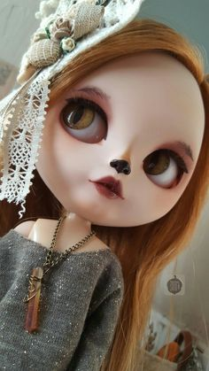 Juniper Fox custom by Tama Soto I gave her an mouth with tiny fangs. OuO