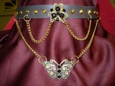Steampunk Accessories by Sarah Marie and Mary Katherine on Etsy