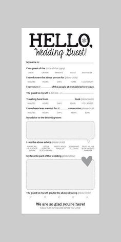 FUN WEDDING GAME Marriage Advice Card for by helloinklings More # Weddings games Funny Wedding Reception Icebreaker Cards, Entertain Your Guests, Marriage Advice, Printable PDF Marriage Advice Cards, Wedding Advice Cards, Marriage Humor, Marriage Tips, Wedding Tips, Wedding Cards, Wedding Planning, Diy Wedding, Trendy Wedding