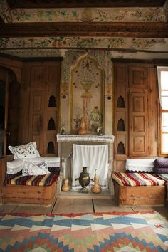 Image result for traditional turkish bedroom