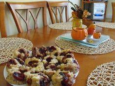 Ildikó receptjei: Fahéjas-szilvás lepény Cereal, Breakfast, Food, Morning Coffee, Essen, Meals, Yemek, Breakfast Cereal, Corn Flakes