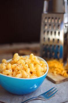 Американский Mac and Cheese
