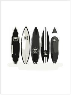 SURFING CHANEL