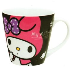 My Melody mug :-)  Sweet!