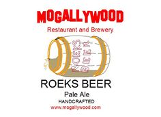 Mogallywood's Micro-Brewery is in Maanhaarrand (Magaliesburg, North West). And is specially known for their Roeks beer