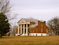 The Goode-Hall House, also commonly known as Saunders Hall, is a historic plantation house in the Tennessee River Valley near Town Creek, Alabama. It was added to the National Register of Historic Places on October 1, 1974, due to its architectural significance.[1]