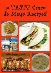 10 for including dips, enchiladas, slow cooker ideas & more! Mexican Food Recipes, New Recipes, Holiday Recipes, Favorite Recipes, Ethnic Recipes, Tasty, Yummy Food, Recipe Books, Enchiladas