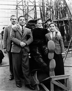 Karloff, Boris (Son of Frankenstein)