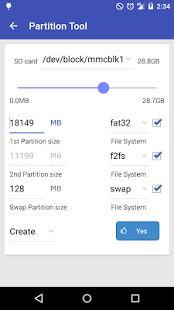 Apps2SD: All in One Tool[ROOT]– Vignette de la capture d'écran