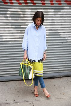 super interesting. Leandra in NYC. #LeandraMedine #ManRepeller
