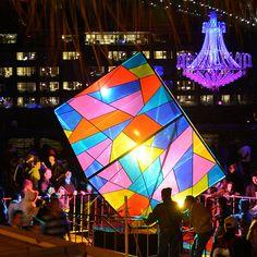 Vivid Sydney 2012 - Colour³