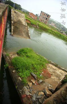 寂靜的單車世界: 單車環中國第148日 新安鎮高村到青平鎮