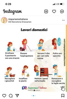 Learn To Speak Italian, Italian Vocabulary, Language Lessons, Italian Language, Learning Italian, English, Vocabulary, Languages, Culture