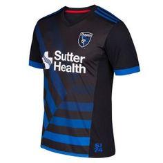 2016-17 Cheap Jersey San Jose Earthquakes Home Replica Football Shirt [JFCB766]