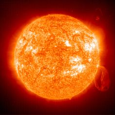 The sun is 10,000 degrees Fahrenheit and 93,000,000 miles away from Earth. It is also 1,000,000 times the size of Earth. 960,000 Earths would fit inside it. If Earth was a golf ball, the sun would be 15 feet in diameter. It would take the Gross National Product (GNP) of the U.S. for 7 million years for a power company to run the sun for 1 second.