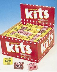 Kits Taffy....I loved these!
