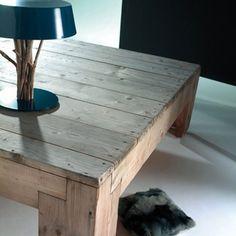 Wooden furniture by Bleu Nature