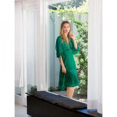Robes n°123 de Burda Style Décembre 2013