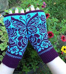 Ravelry: Gurli (mittens and halfmittens) pattern by JennyPenny Crochet Gloves, Knit Crochet, Mitten Gloves, Mittens, My Grandmother, My Family, Strong Women, Ravelry, Knitting Patterns