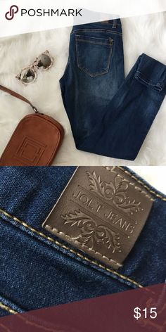 Jolt jeans ECU / ships in 24 hours/ smoke free pet free home/ no trades/ make me an offer / save 20% when bundling Jolt Jeans Skinny