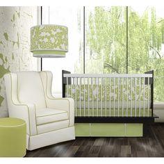 A luscious childhood: Stylish baby nurseries