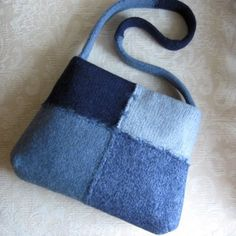 Repurpose Wool Sweater | ... design was actually part of the original repurposed wool sweater